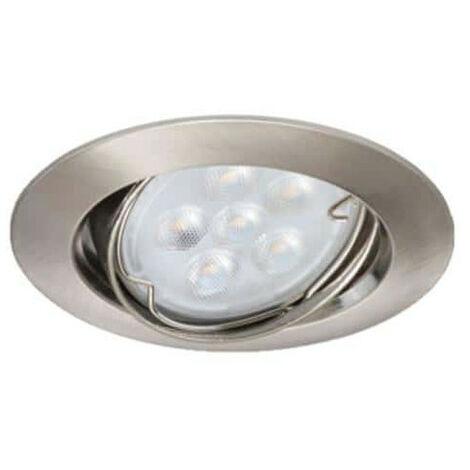 Étonnant Spot encastré à LED Philips Zadora RS049B LED-40-4.3W-2700-GU10 IK-19