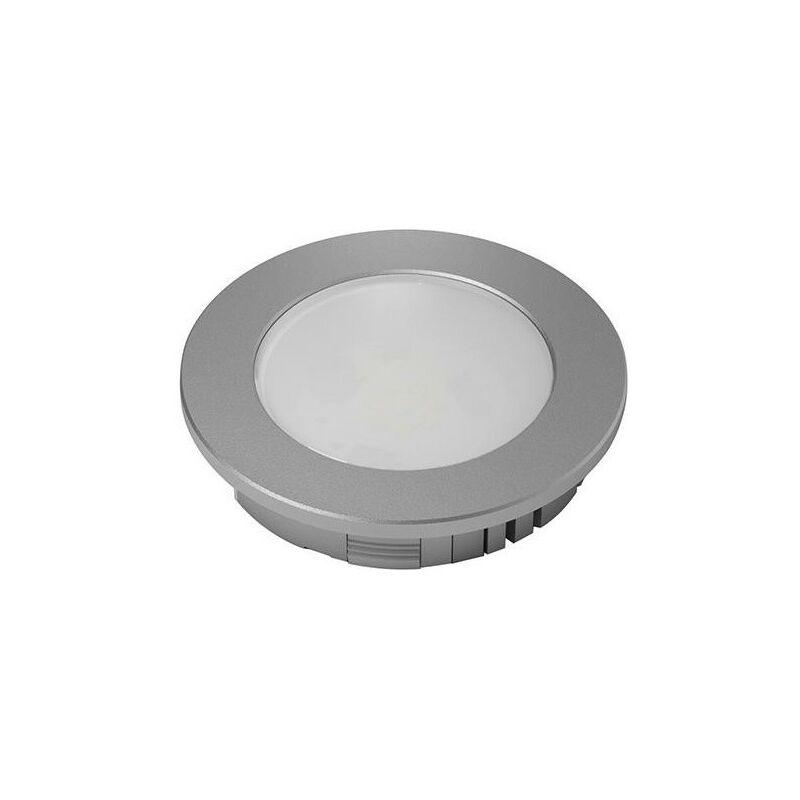 Spot Hv Downlite-Anello Di Copertura In Alluminio D 78 Millimetri