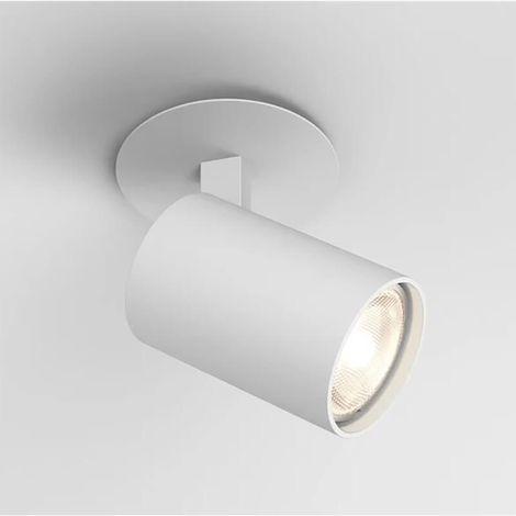 Spot intérieur Ascoli Recessed - Blanc - Blanc