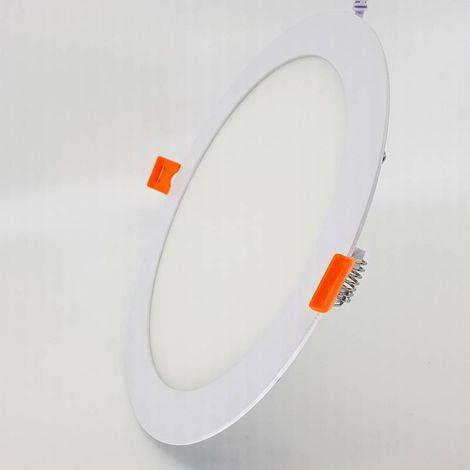 Spot LED 18W encastrable extra-plat