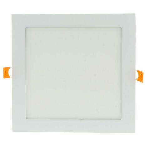 Spot LED 18W encastrable extra plat carré