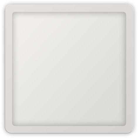 Spot LED 20W encastrable carré réglable 50 a 205mm