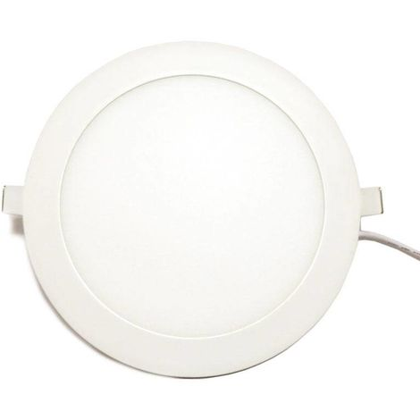 Spot LED 20W encastrable extra-plat rond