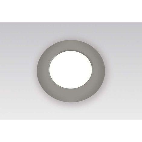 Spot led 220v nube 230 - : - Type d'éclairage : LED - Température de couleur : 4000 K - Puissance : 2,6 W - : - Fixation : A encastrer - Couleur de la lumière : Blanc neutre - Indice de protectio