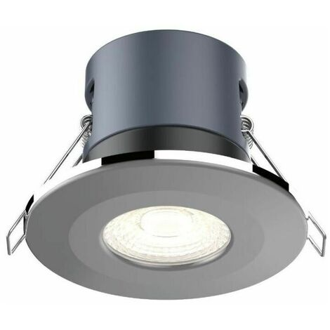 Spot LED 6W gradable IP65 BBC blanc 4000K Kosnic