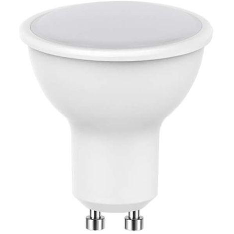 Spot LED 7W GU10 A+ Blanc angle 110° Optonica Premium