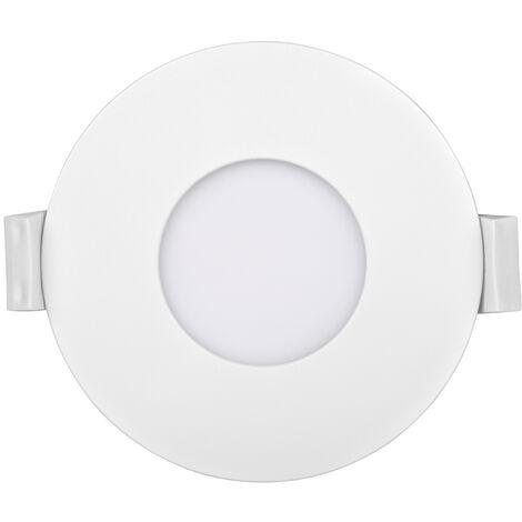 Spot LED à encastrer 3W Diam ext 85mm int 60mm 160 lm 4000K Blanc neutre - PANASONIC