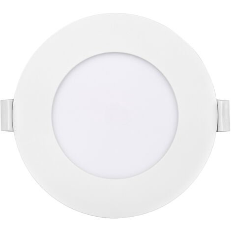 Spot LED à encastrer 6W Diam ext 120mm int 95mm 360 lm 6500K Blanc froid - PANASONIC