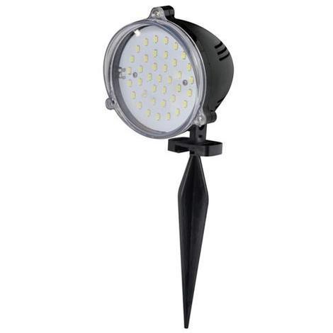 Spot LED à piquer orientable 16W IP44 Dim. 310x122mm