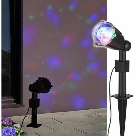 Spot LED al aire libre DISCO PARTY