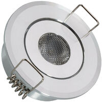 Spot LED Downlight Orientable COB Rond 1W