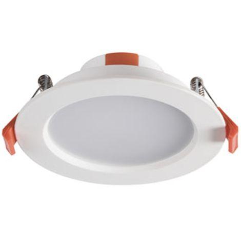 Spot led encastrable 6 watt (eq. 40 watt) - 109 mm - Couleur - Blanc neutre 4000°K