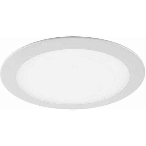 Spot LED encastrable, blanc, D 17 cm, PHILADELPHIA