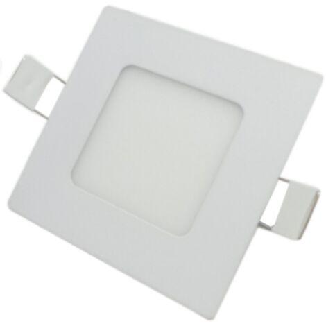 Spot LED Encastrable Carré 3W 120°