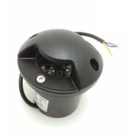 Spot LED Encastrable Extérieur IP65 220V Sol 3W Walkable 2 faisceaux
