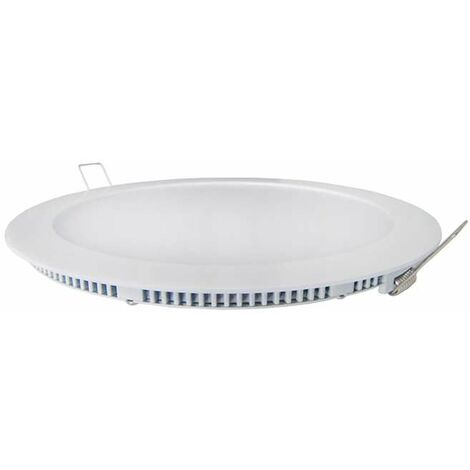 Spot LED encastrable extra plat 11W Blanc - Blanc Naturel 4200K