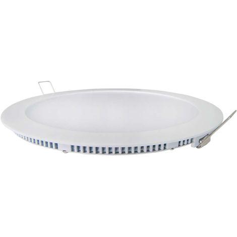 Spot LED encastrable extra plat 18W équivalent 100W Ecolux