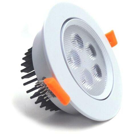 Spot LED Encastrable Rond 5W 80 Orientable