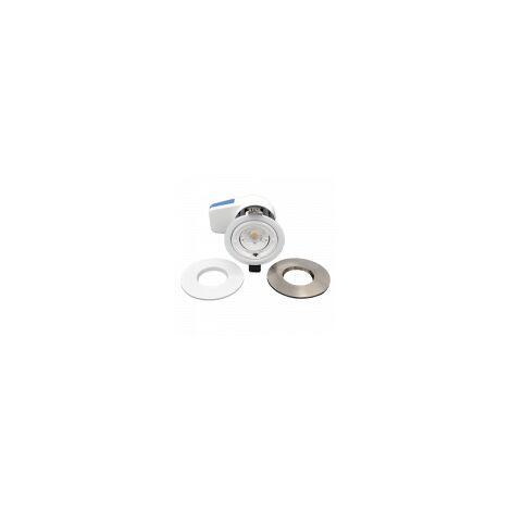 Spot LED Encastré CALIPSO R 7W BBC CCT 2700 3000 4000k Blanc