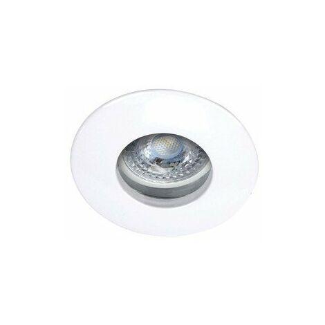 Spot LED encastré Hidro - Blanc - IP 20 - 6W - 3000K - Aric
