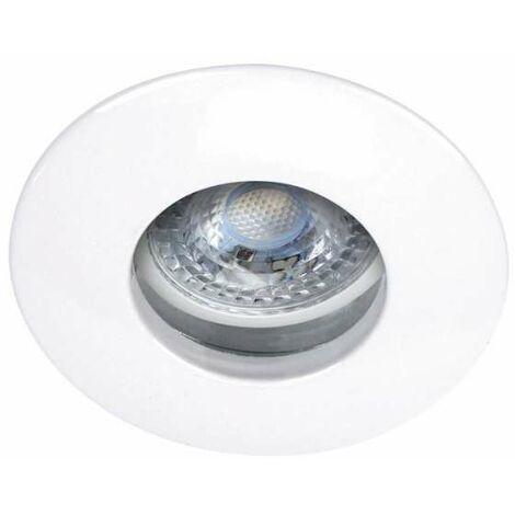 Spot LED encastré Hidro - Blanc - IP 20 - 6W - 4000K - Aric
