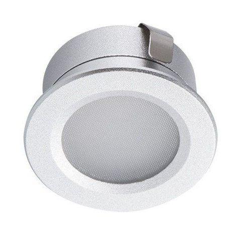 Spot led étanche encastrable 1 watt IP65 - Couleur - Blanc neutre 4000°K