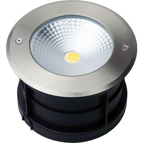 """main image of """"Spot LED Extérieur à Encastrer 18W (éclairage 150W) IP67 - Blanc Naturel 4000K"""""""