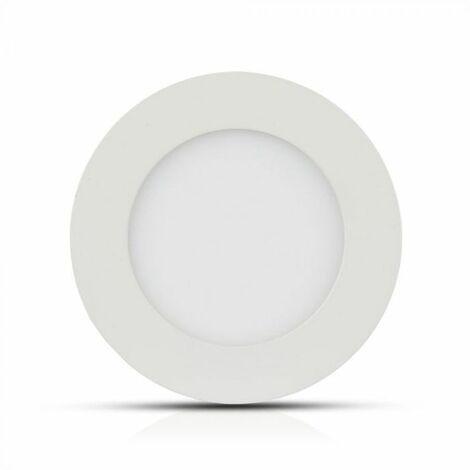 Spot LED Extra-plat Pro 12W Samsung Chip Rond Blanc Avec Transfo Vt-612rd - Blanc Neutre - 4000k V-TAC PRO