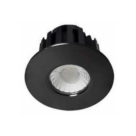 Spot LED Gemma RD-230 3 en 1 - Fixe - 7W - 620Lm - Rond - Anthracite - Dimmable