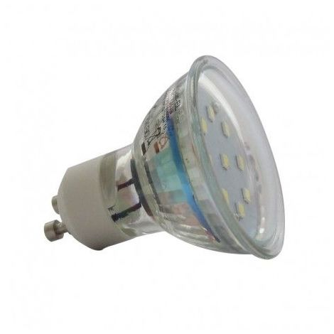 Spot LED GU 10 blanc froid 3W