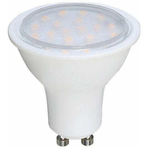 spot led gu10 4w 280 lumens blanc froid - dec/gu-280w - lumihome