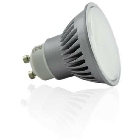 Spot Led Gu10 7w Grand Angle Eclairage 60w