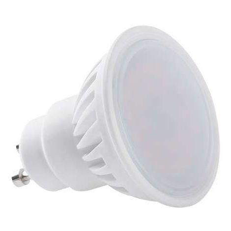 Spot LED GU10 9W grand angle éclairage 66W Blanc TEDI MAXX