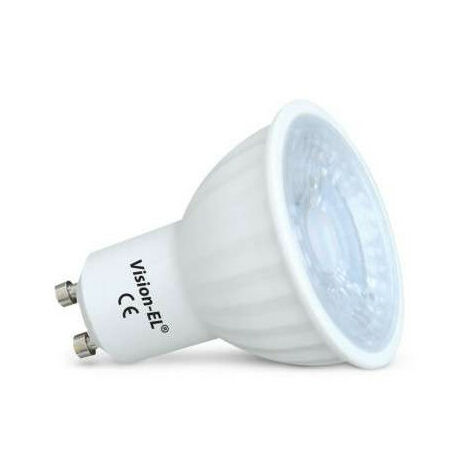 "main image of ""Spot LED GU10 COB 4W (éq 35W) 80°"""