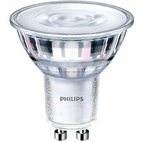 Spot LED GU10 Philips Corepro 5W 36° Variable - Blanc Neutre - 4000k - 36 Deg