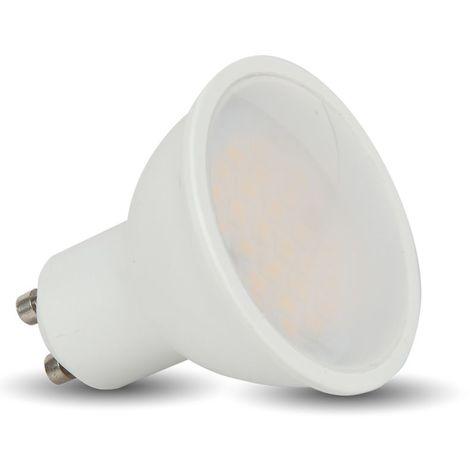 Spot LED GU10  Pro 10W 110° Samsung Chip Opal Vt-271
