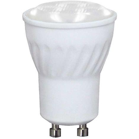 Spot LED GU11 (MR11 - 220V) 4W 350lm 38° équivalent 30W