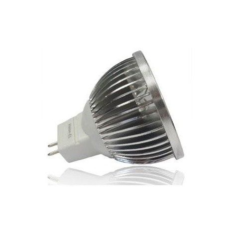 "main image of ""Ampoule LED GU5.3 - 5W COB Dimmable - Bleu, Rouge, Vert"""