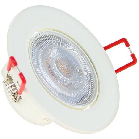 Spot LED intégré - 345 lumens - blanc neutre | Xanlite
