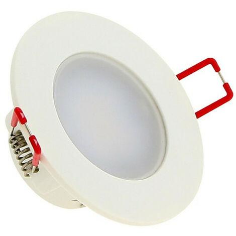 Spot LED intégrés Orientable - 345 lumens - étanche | Xanlite