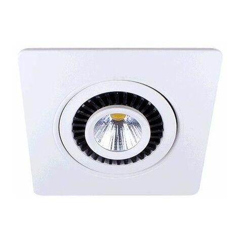 Spot LED intérieur encastrable et orientable 6W - Dim to Warm - BBC & RT2012 - IP64 (pyxie-6)
