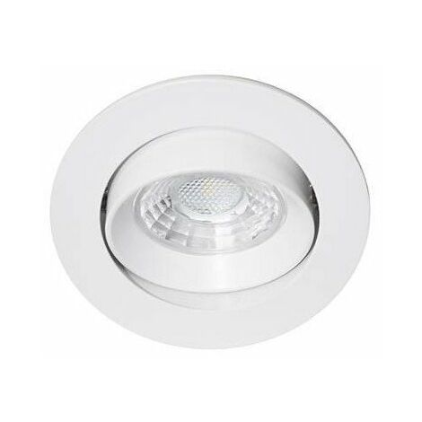 Spot LED MARY RDX-230 - Orientable - 7.5W - 650Lm - Rond - Blanc - Dimmable