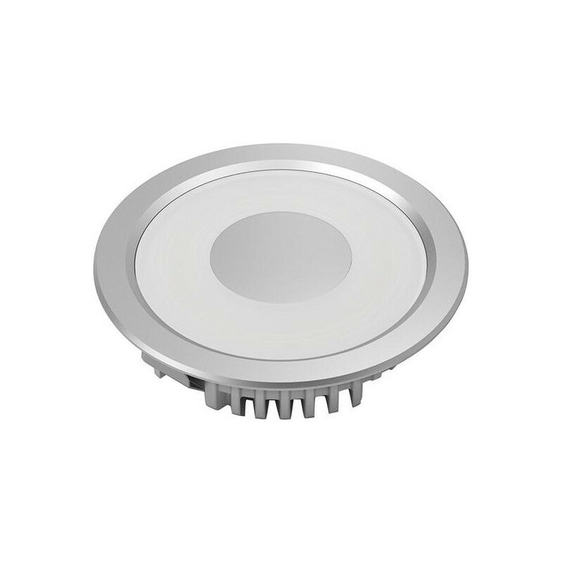 Spot Led Mini Piatto Inoltre Alu Opt.Nw, 12Vdc, 3.5W, 2.0M - HS ROWE