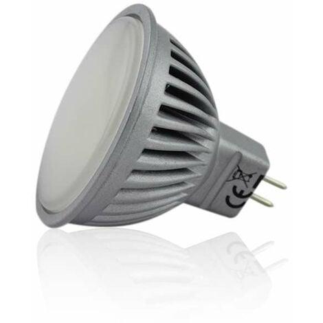 Spot LED MR16 7W éclairage 60W - Blanc Chaud 2700K