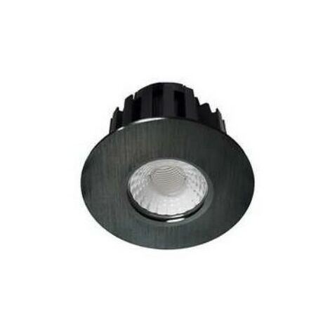 Spot LED Muna RD-230 3 en 1 - Fixe - 7W - 660Lm - Rond - Tungstène - Dimmable