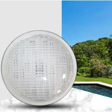 Spot LED PAR56 24W pour piscine IP68   Blanc Froid