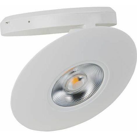 Spot LED pour montage plafond 4.5W, 360lm, 3000K blanc
