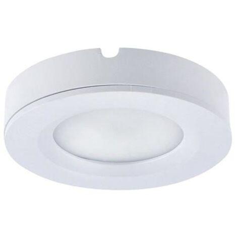 Spot LED saillie Luna rond 3W (Eq. 24W) 4200K Diam. 70mm