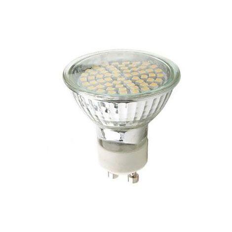 Spot LED SMD GU10 3W (eq. 30 W) - 120° Dimmable