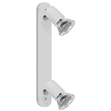 """main image of """"Spot Mini-LED Eglo - Réglette - 2 spots"""""""